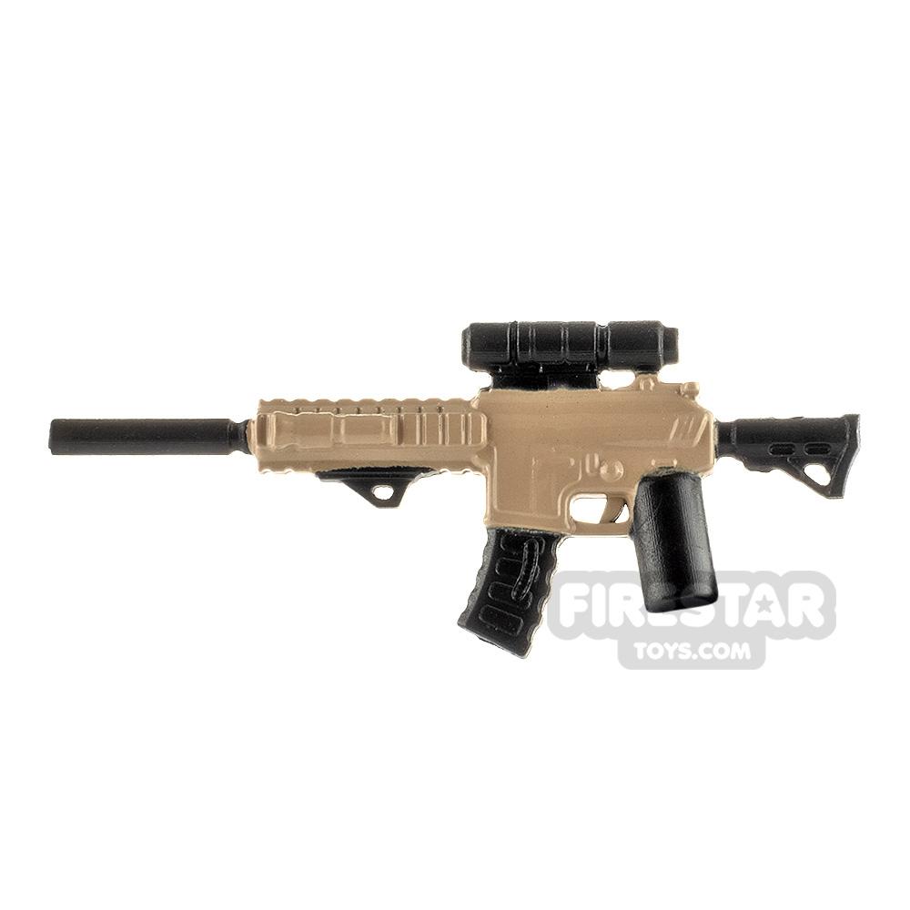 LeYiLeBrick Sniper Rifle 11