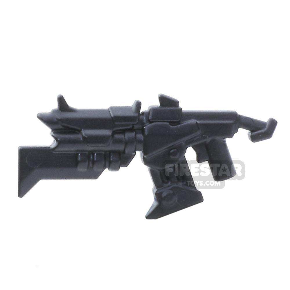 BrickWarriors - Raider Shotgun - Black
