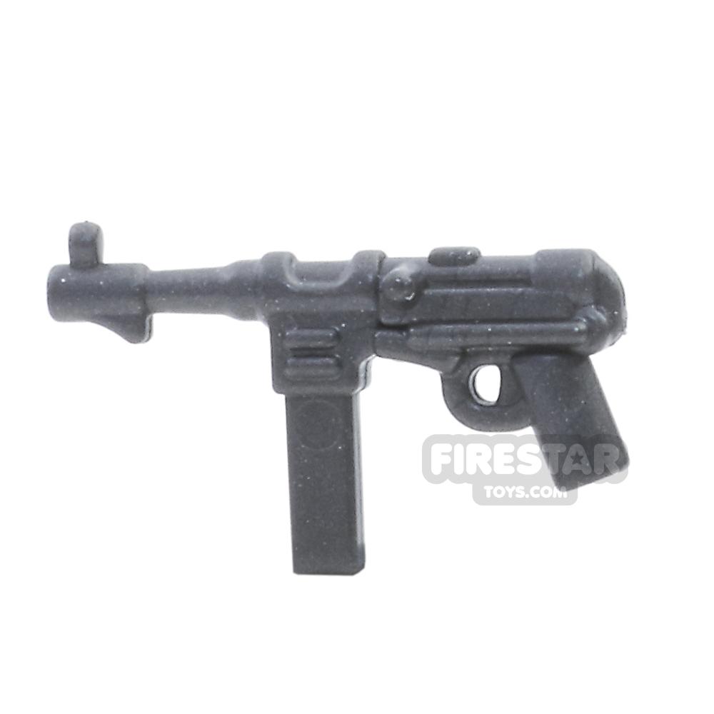 BrickWarriors - German SMG - Steel
