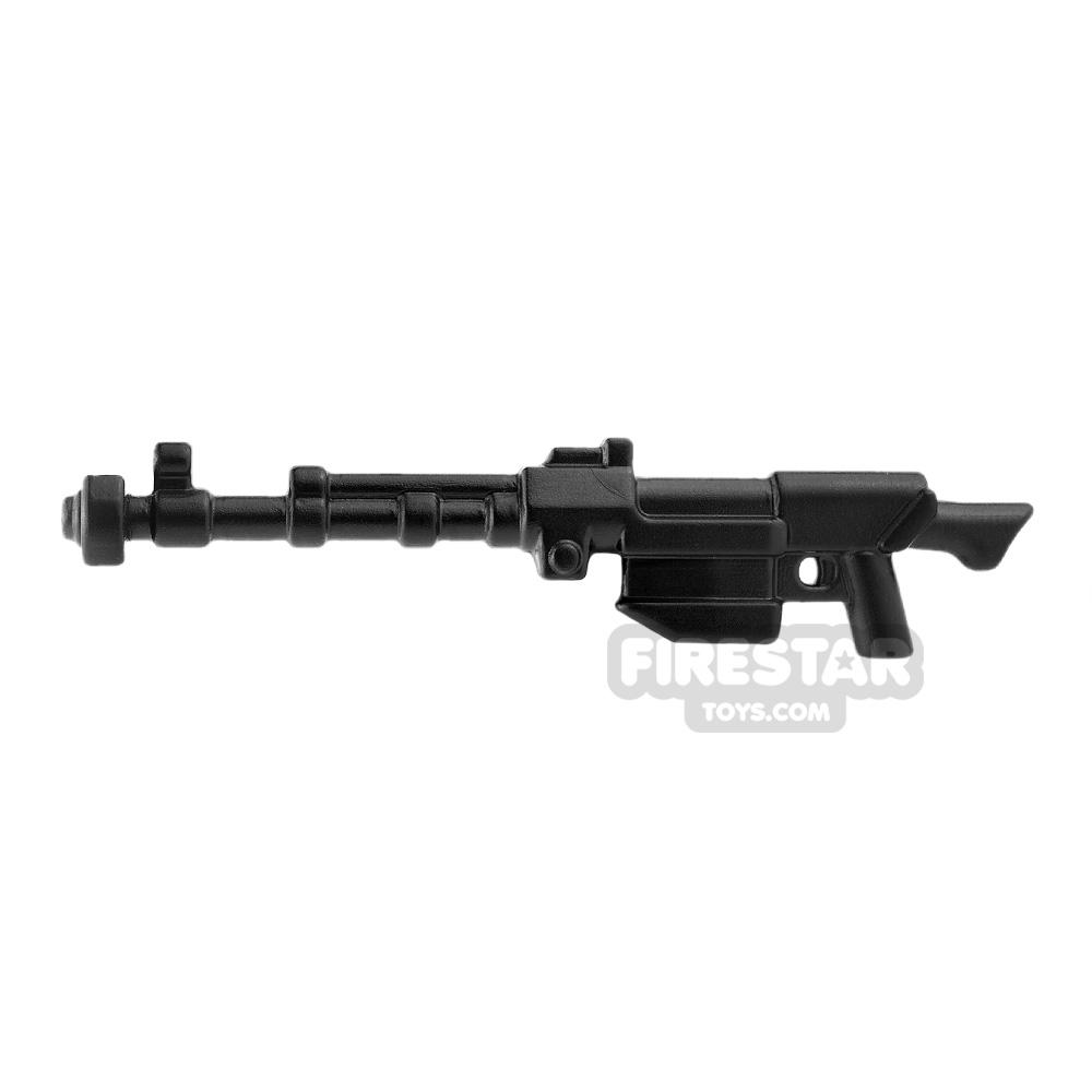 BrickWarriors - Anti Tank Rifle - Black