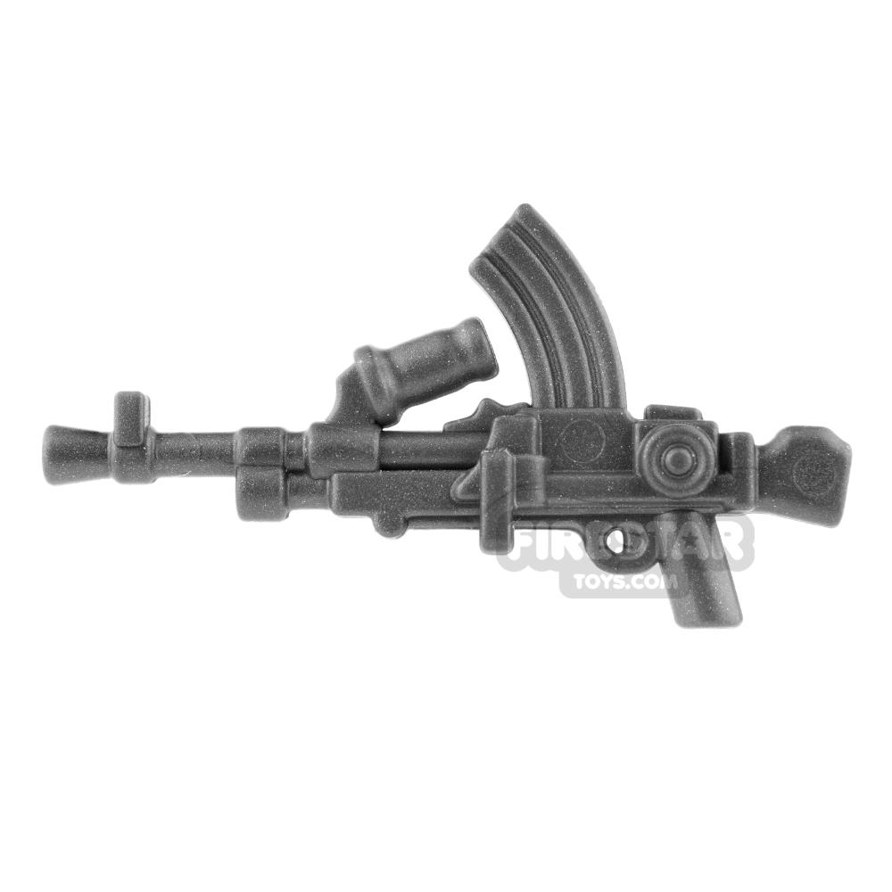 BrickWarriors - British LMG - Steel