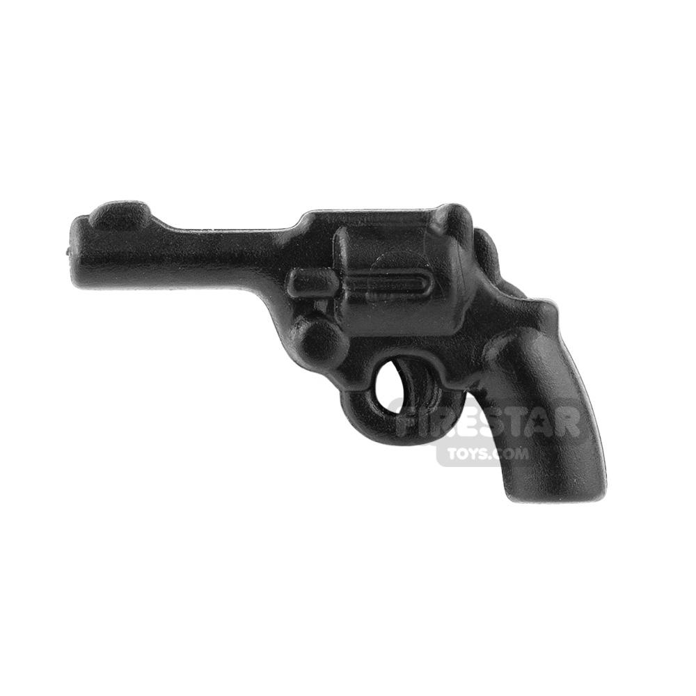 BrickWarriors - British Revolver - Black