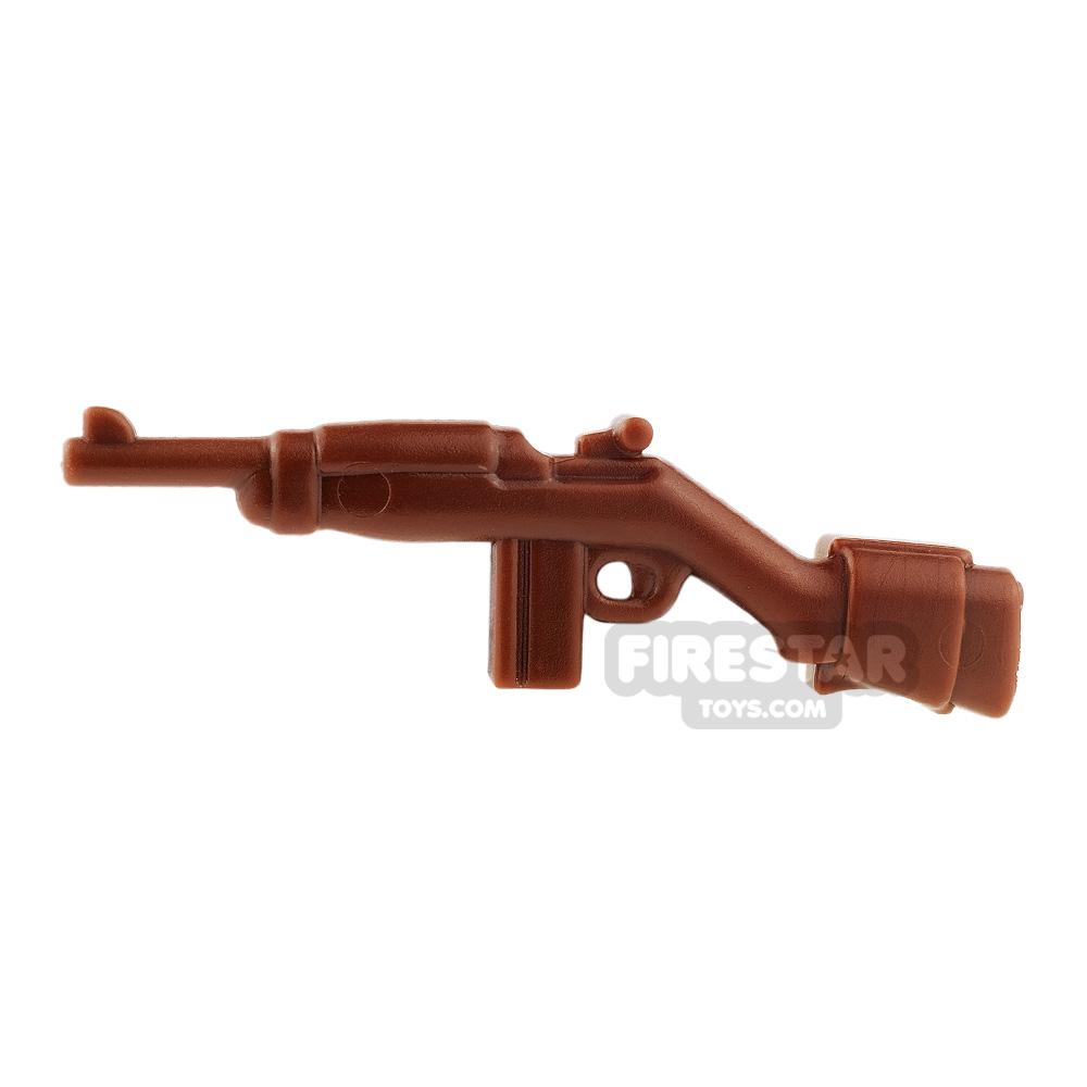 BrickWarriors - US Carbine - Brown
