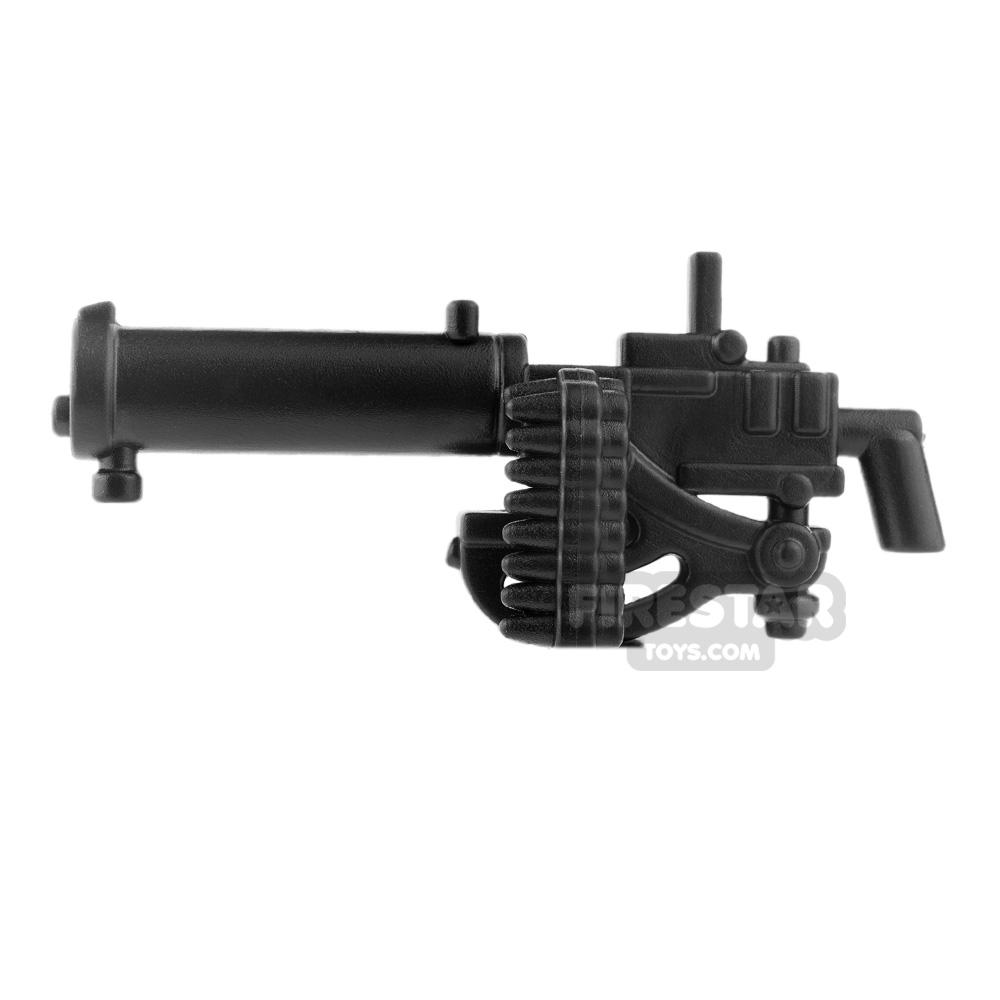 BrickWarriors - US Water Cooled MG - Black