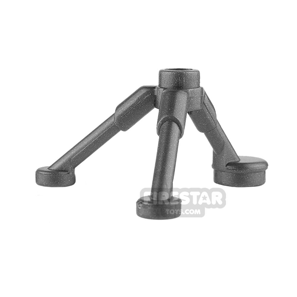 BrickWarriors - HMG Tripod - Steel