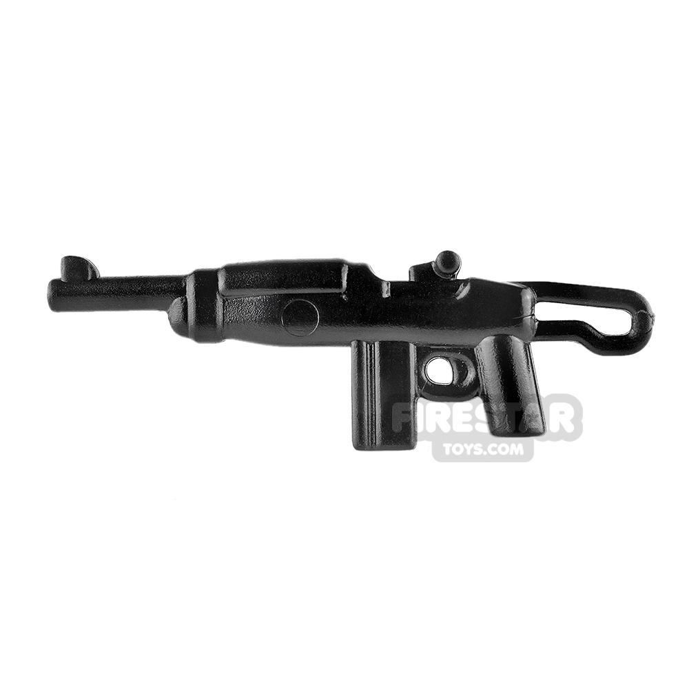 BrickWarriors - Paratrooper Carbine - Black