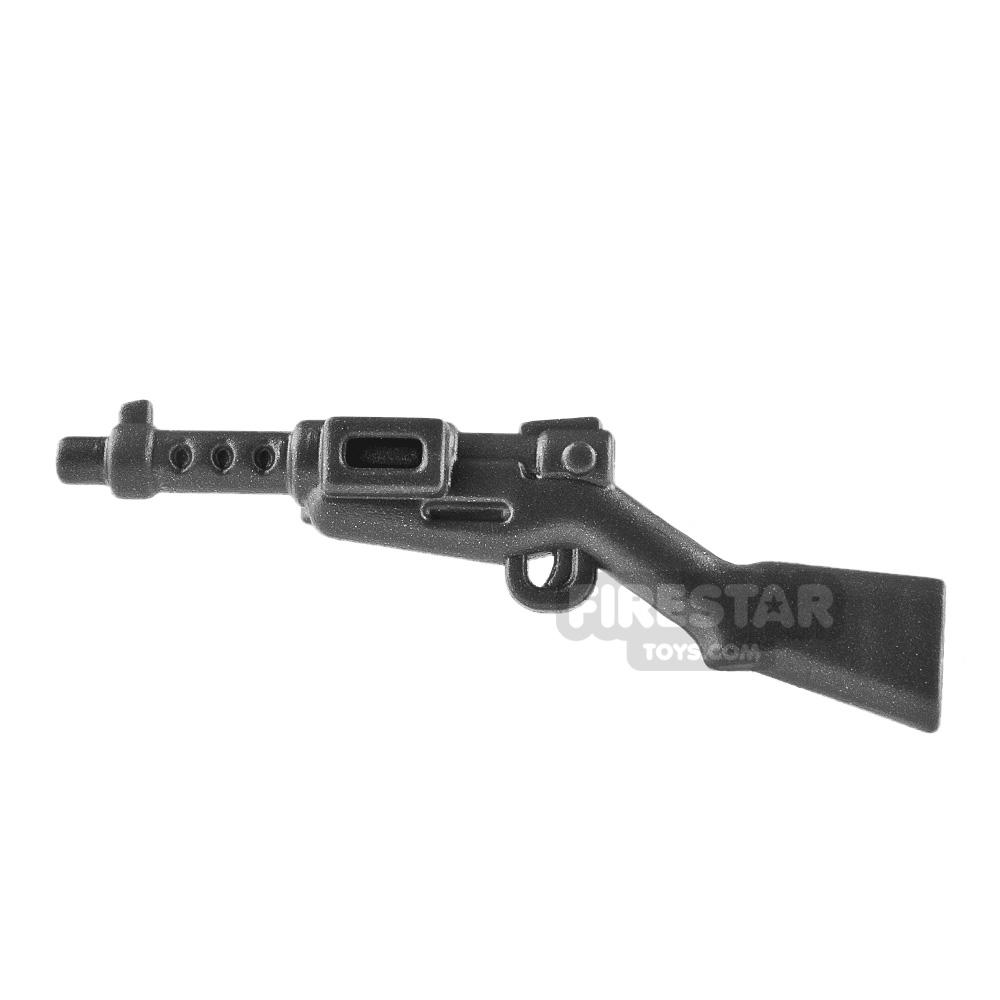 BrickWarriors - Japanese SMG - Steel