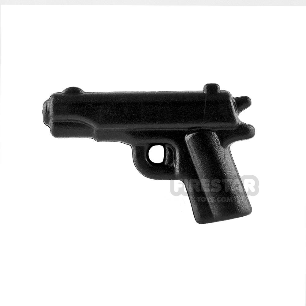 BrickWarriors - US Pistol - Black