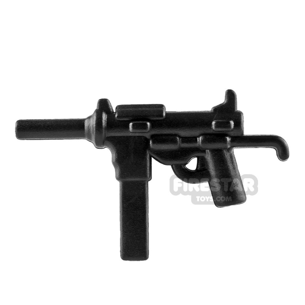 BrickWarriors - Grease Gun - Black