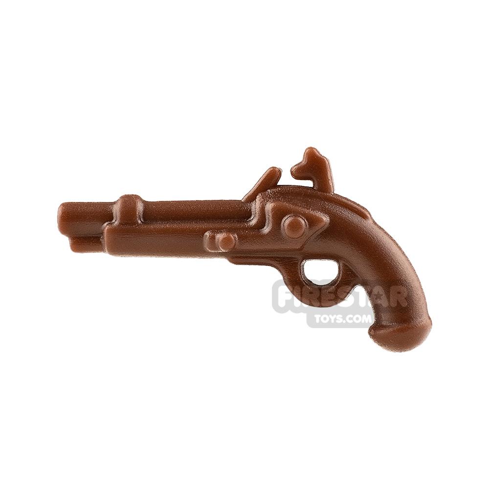 BrickWarriors Flintlock Pistol
