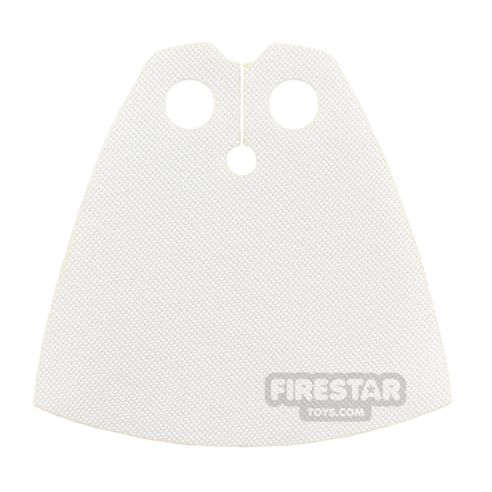 Custom Design Cape - White