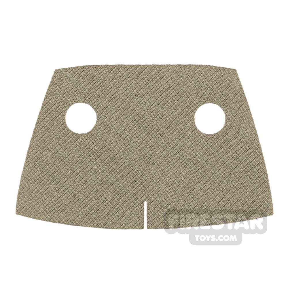 Custom Design Cape Short Trenchcoat