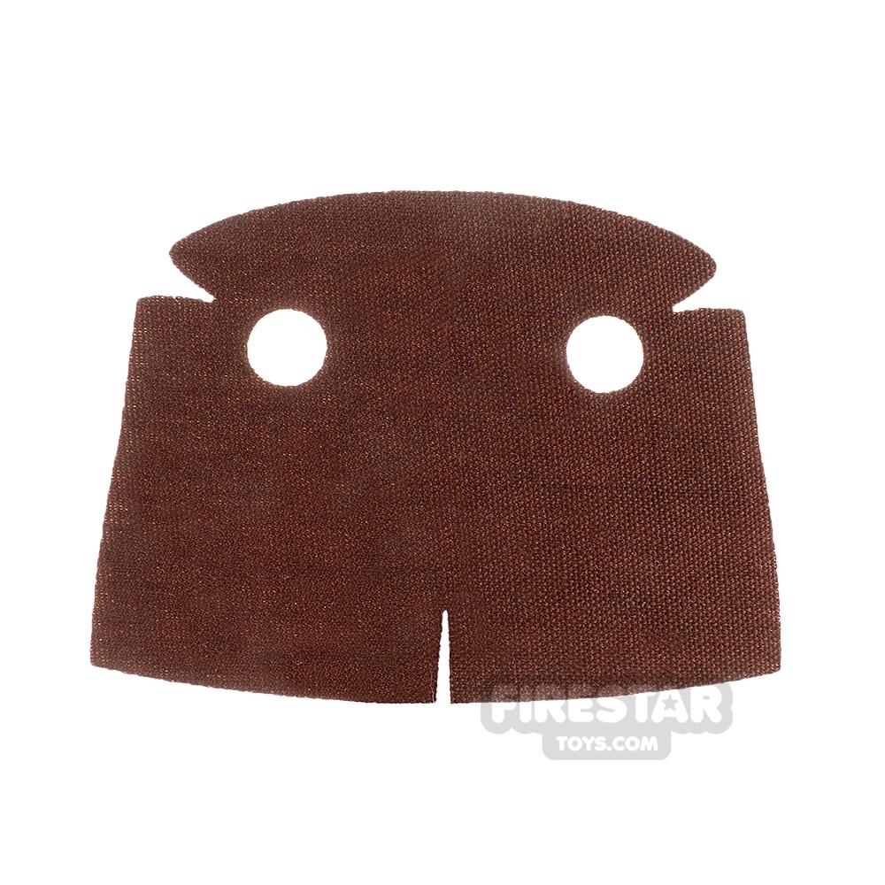 Custom Design Cape - Bane Jacket - Reddish Brown