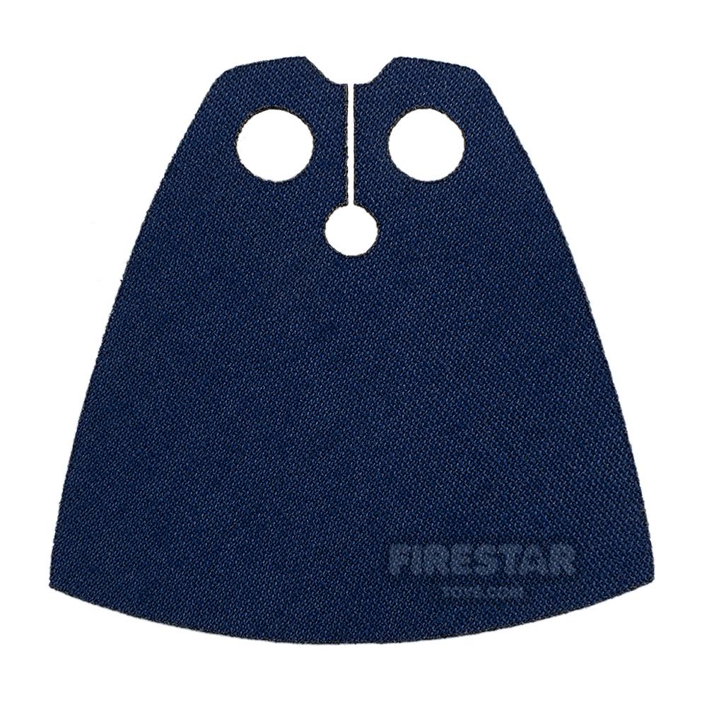 Custom Design Cape - Dark Blue