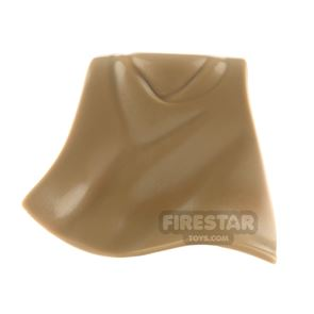 Arealight Cape - Dark Tan Flexible Plastic