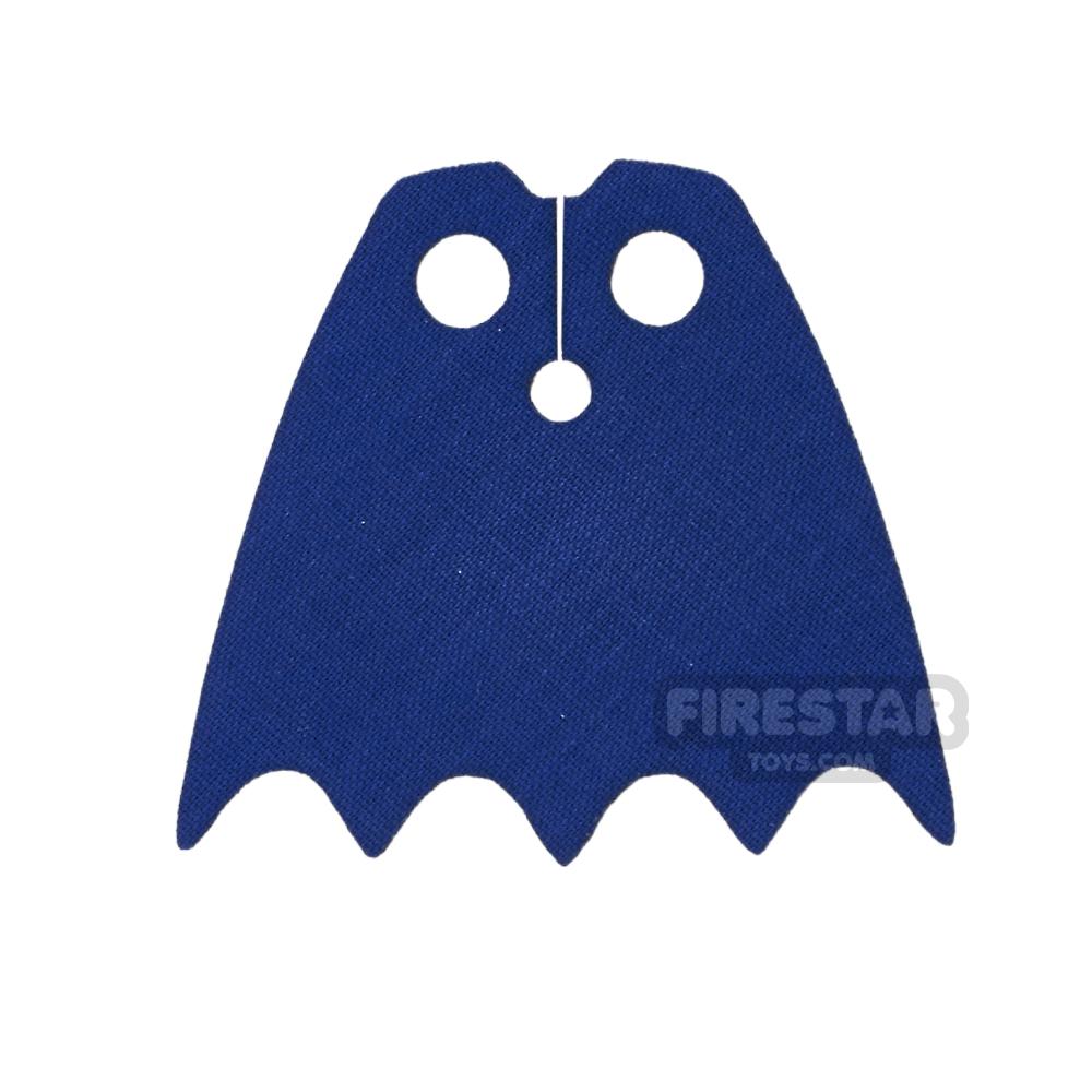 Custom Design Cape - Batman - Blue
