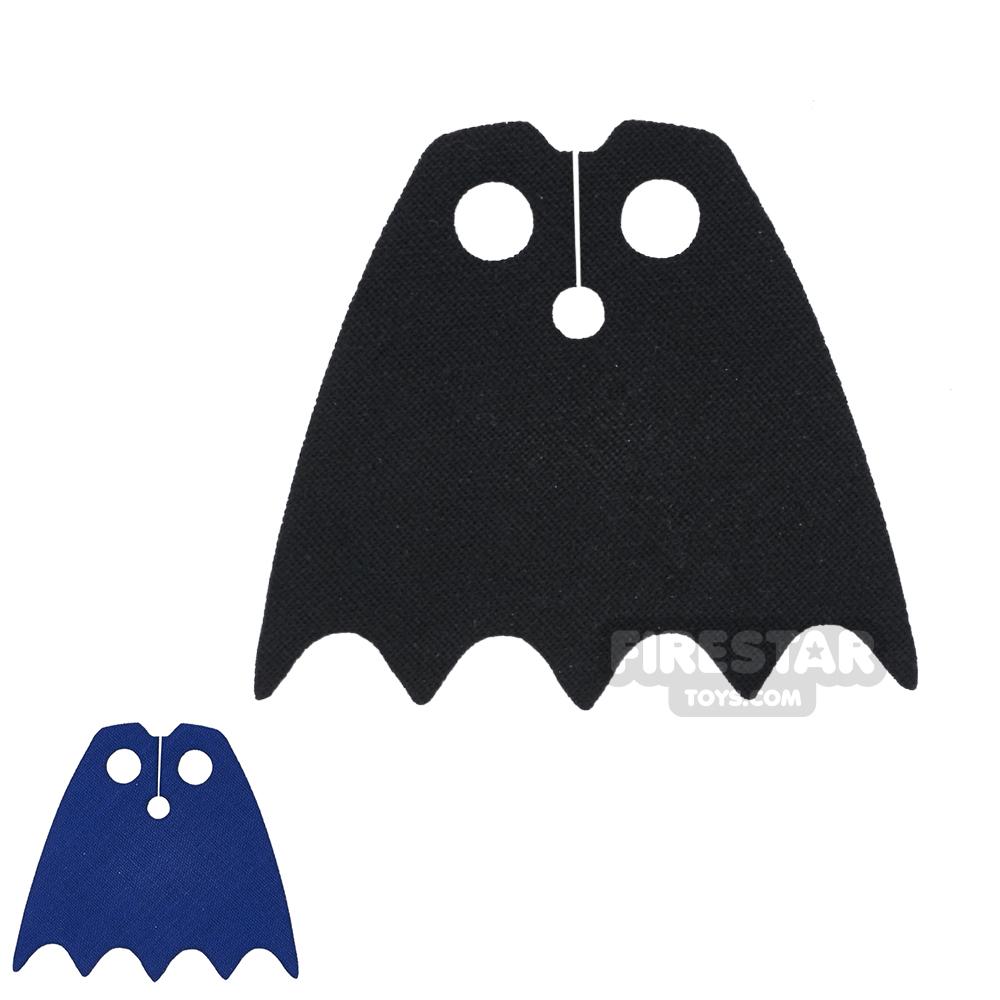 Custom Design Cape - Batman - Black And Blue
