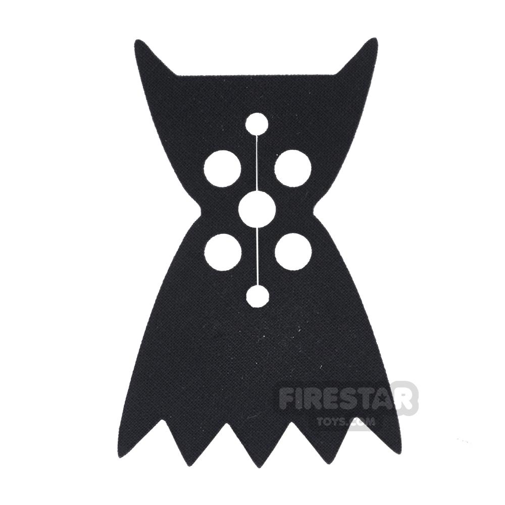 Custom Design Cape - Vampire Bite - Black