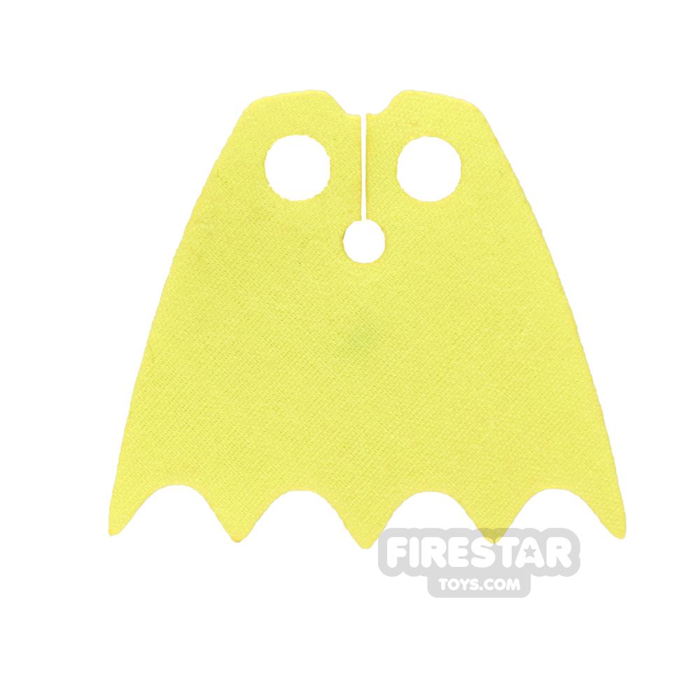 Custom Design Cape - Batman - Yellow