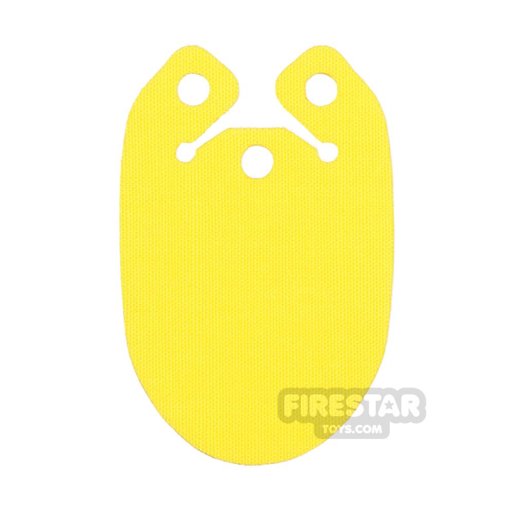 Custom Design Cape - Frozen Anna Cape - Yellow