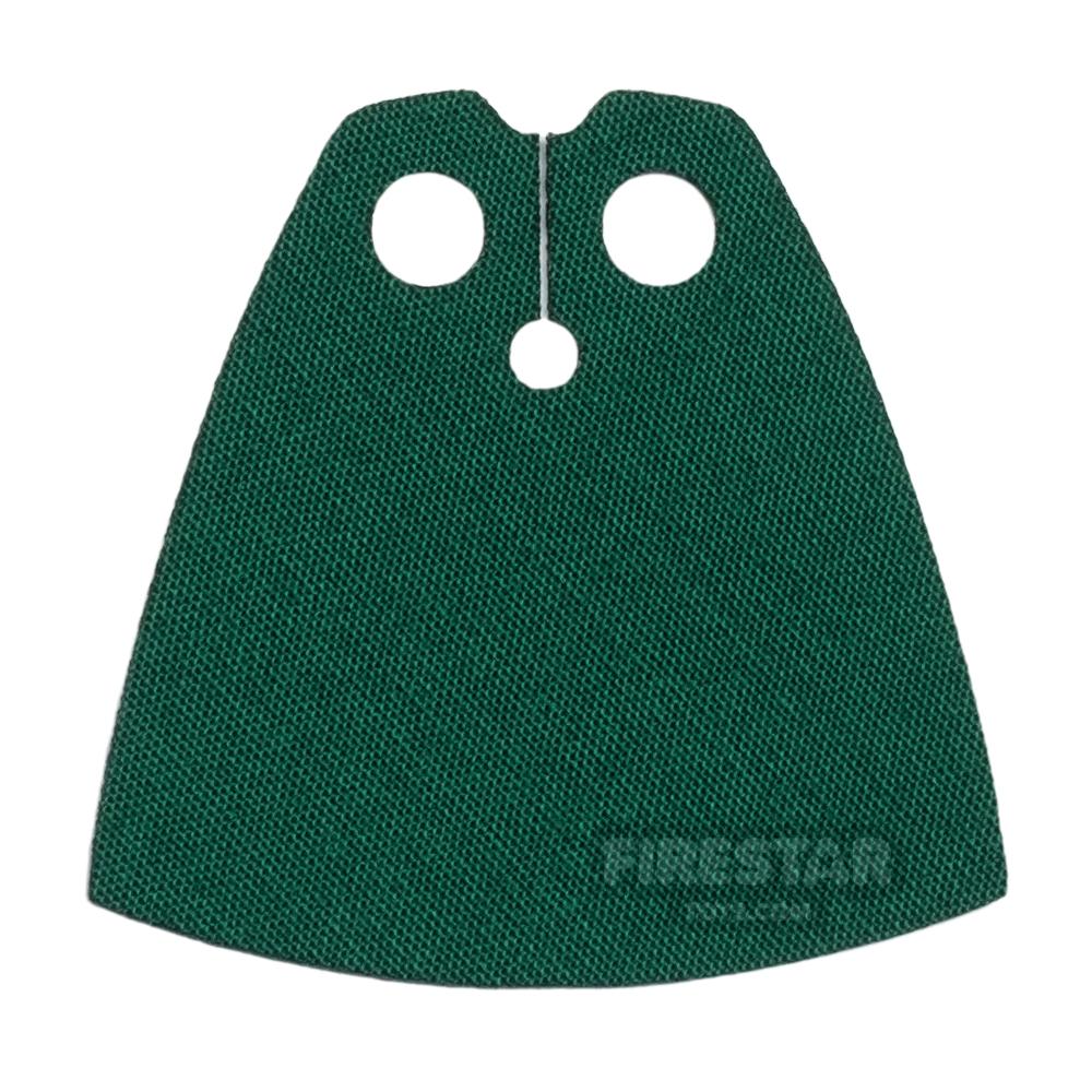 Custom Design Cape - Dark Green