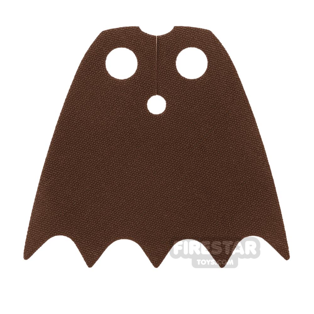 LEGO Cape - Batman - Reddish Brown