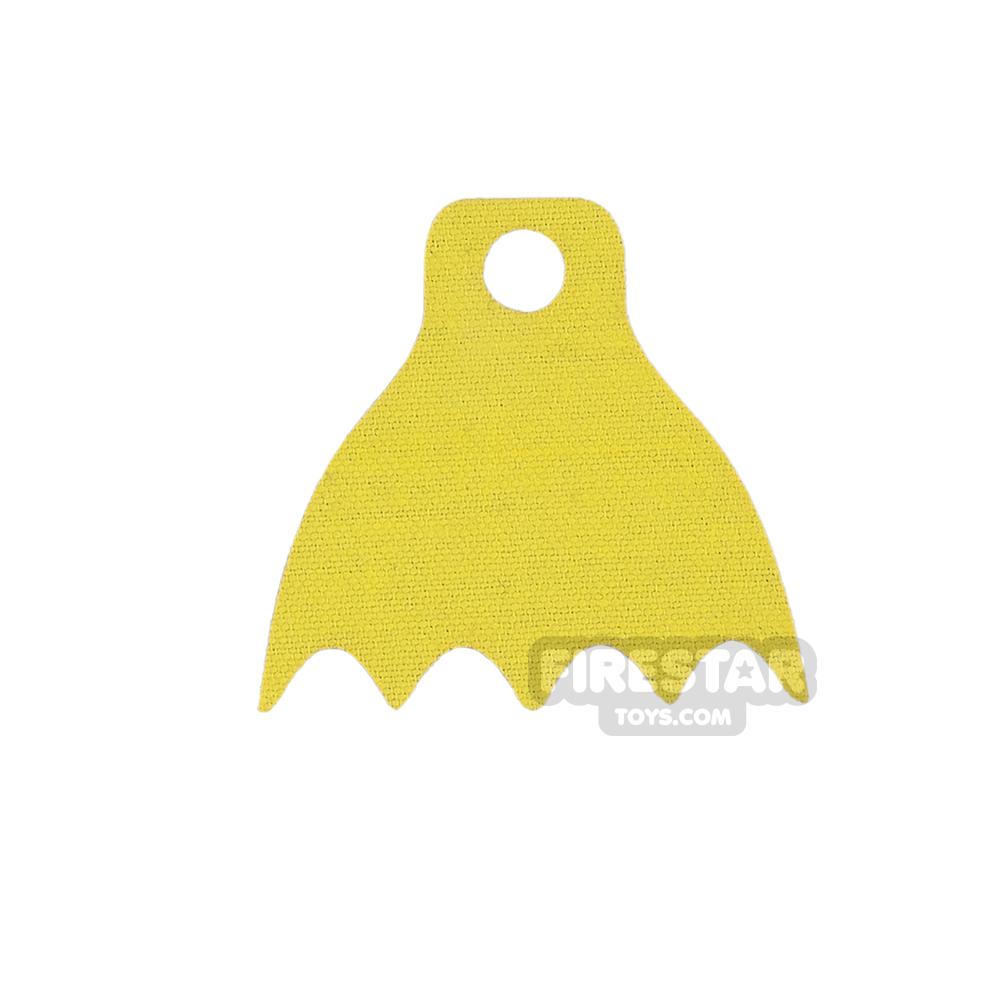 Custom Design Cape Batman Short with Single Hole