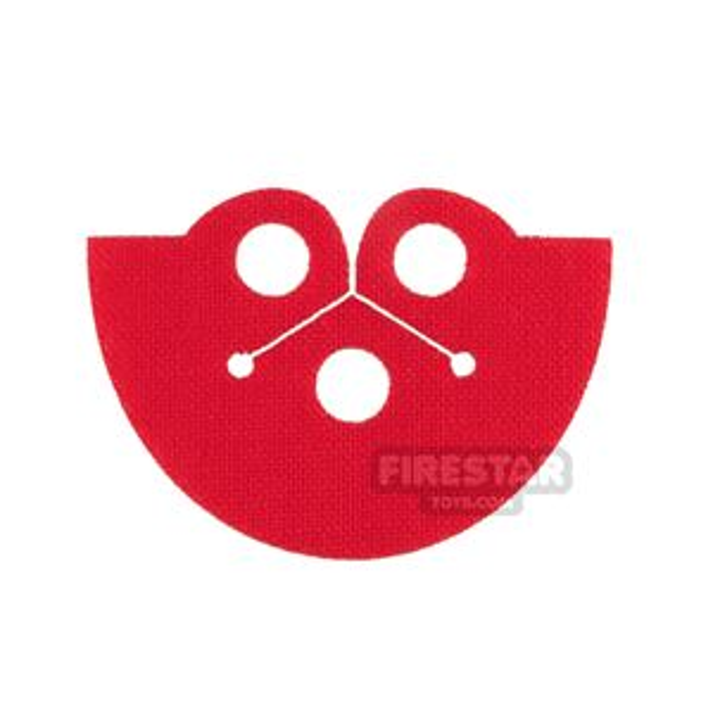 Custom Design Cape - Dress Coat Topper - Red