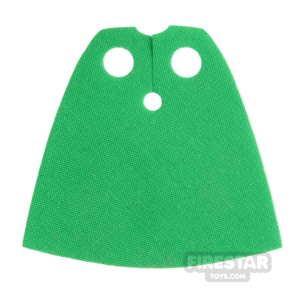 LEGO Cape - Bright Green