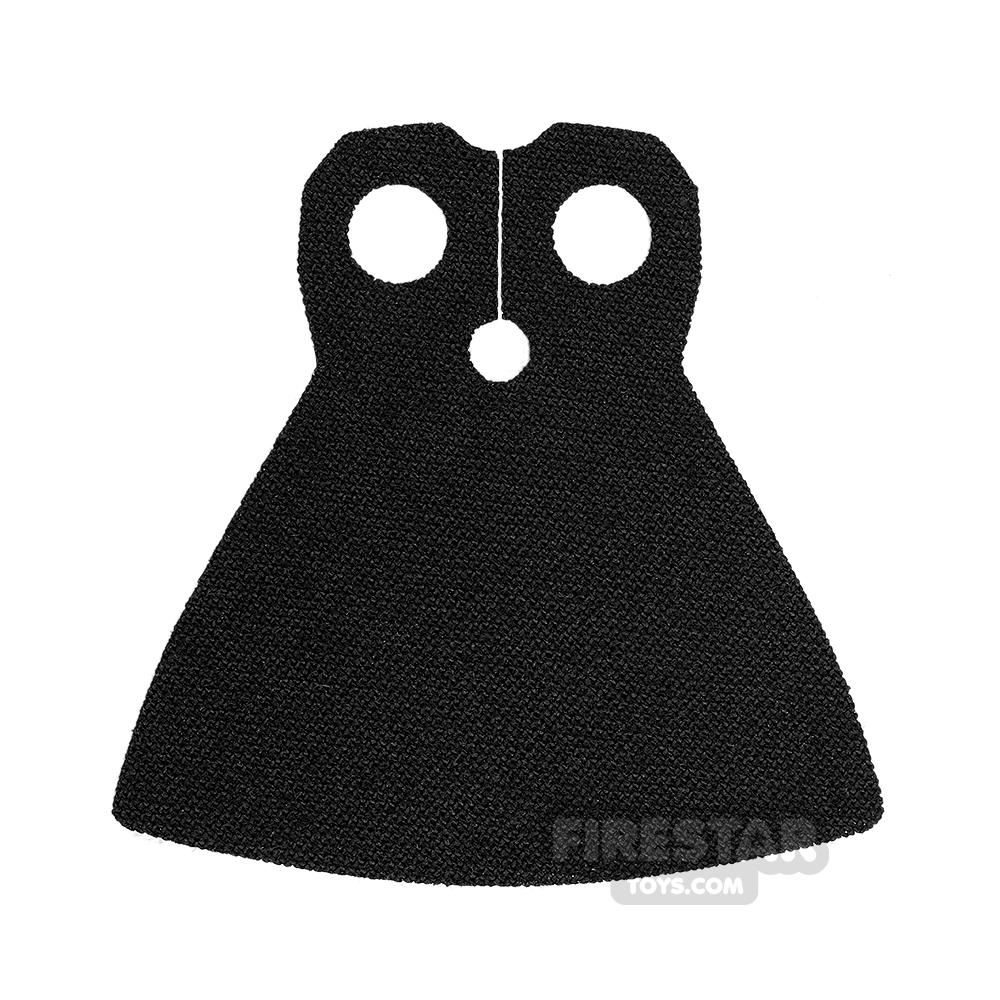 Custom Design Cape - Shredder Cape - Black