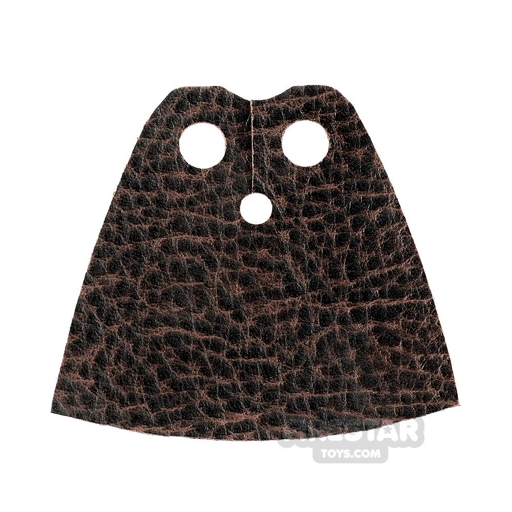 Custom Design Cape Short Leather