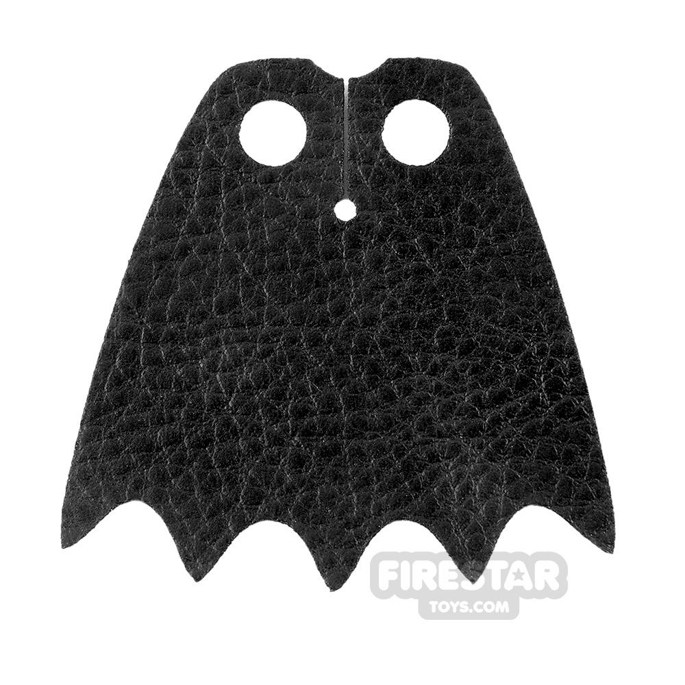 Custom Design Cape Batman Leather