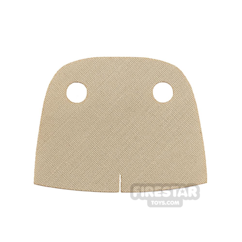 Custom Design Cape Trenchcoat Round Collar