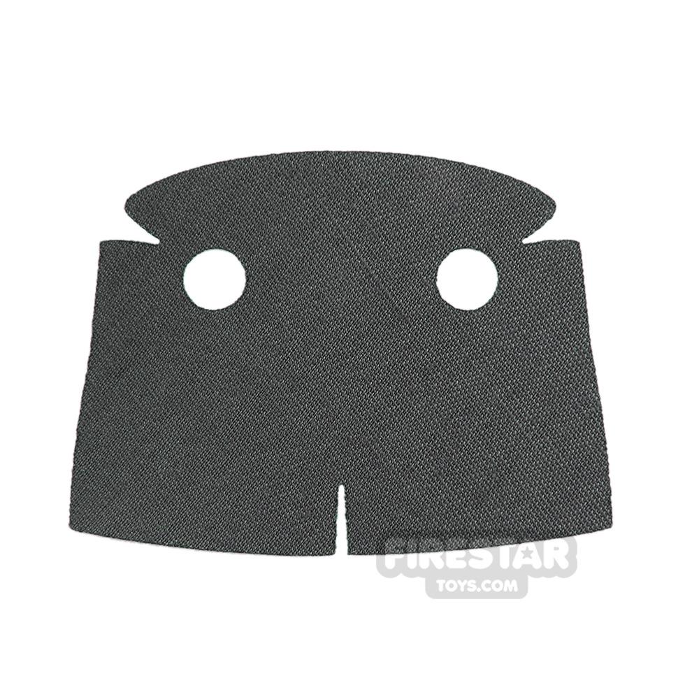 Custom Design Cape Trenchcoat High Collar