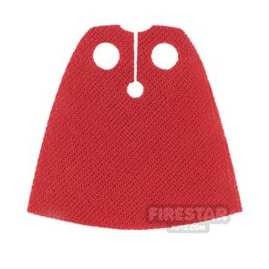 LEGO Cape Spongy Stretchable Fabric Double Sided