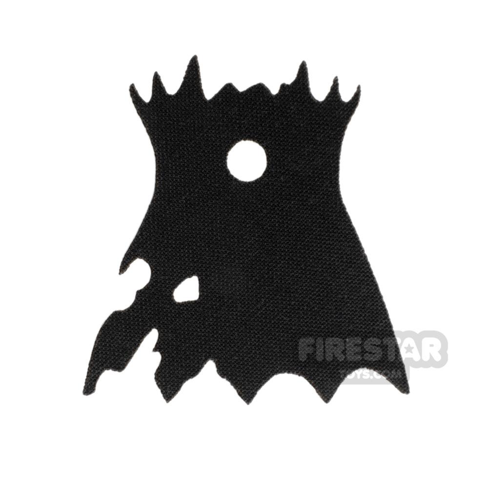 Custom Design Cape Batman Tattered