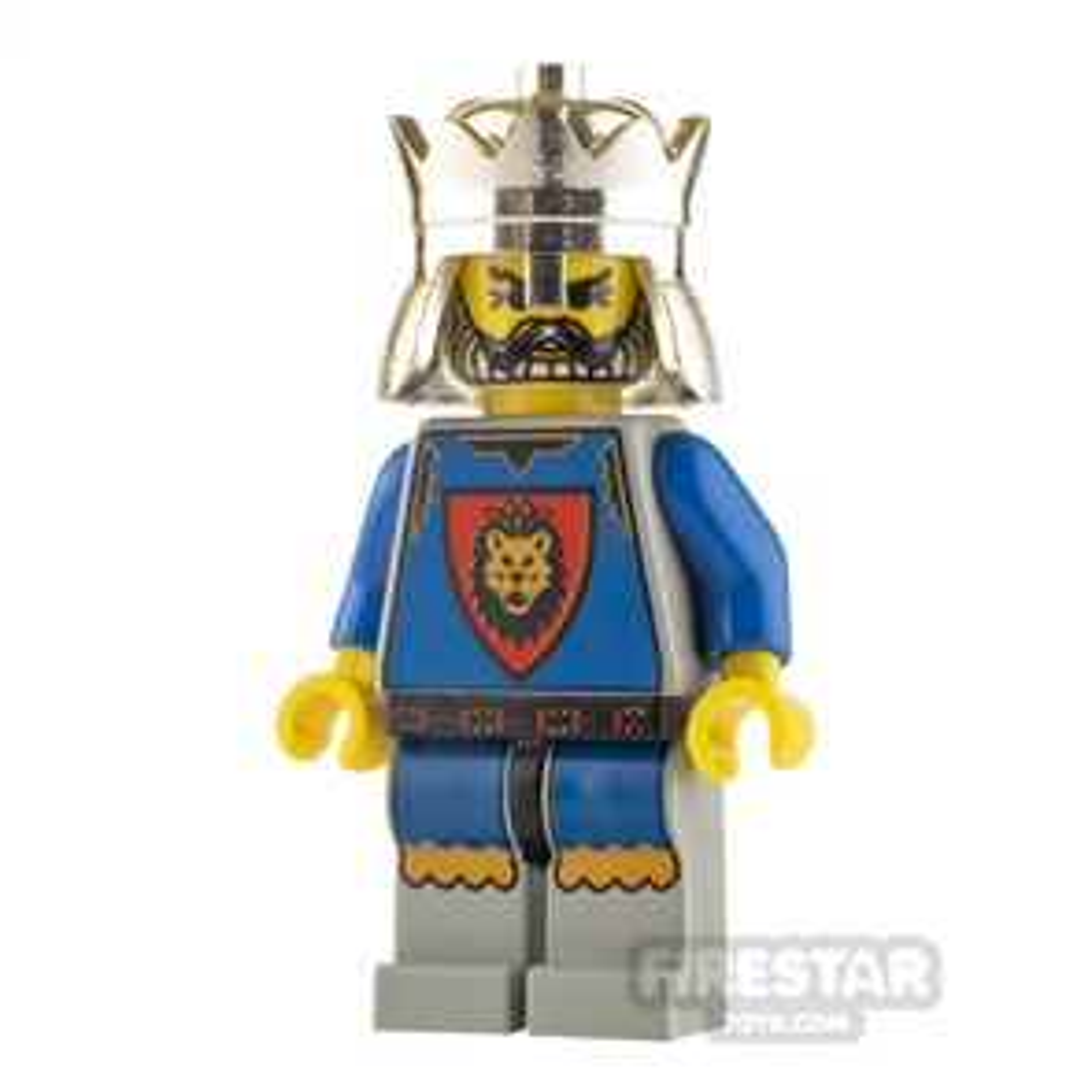 LEGO Castle Knights Kingdom I King Leo