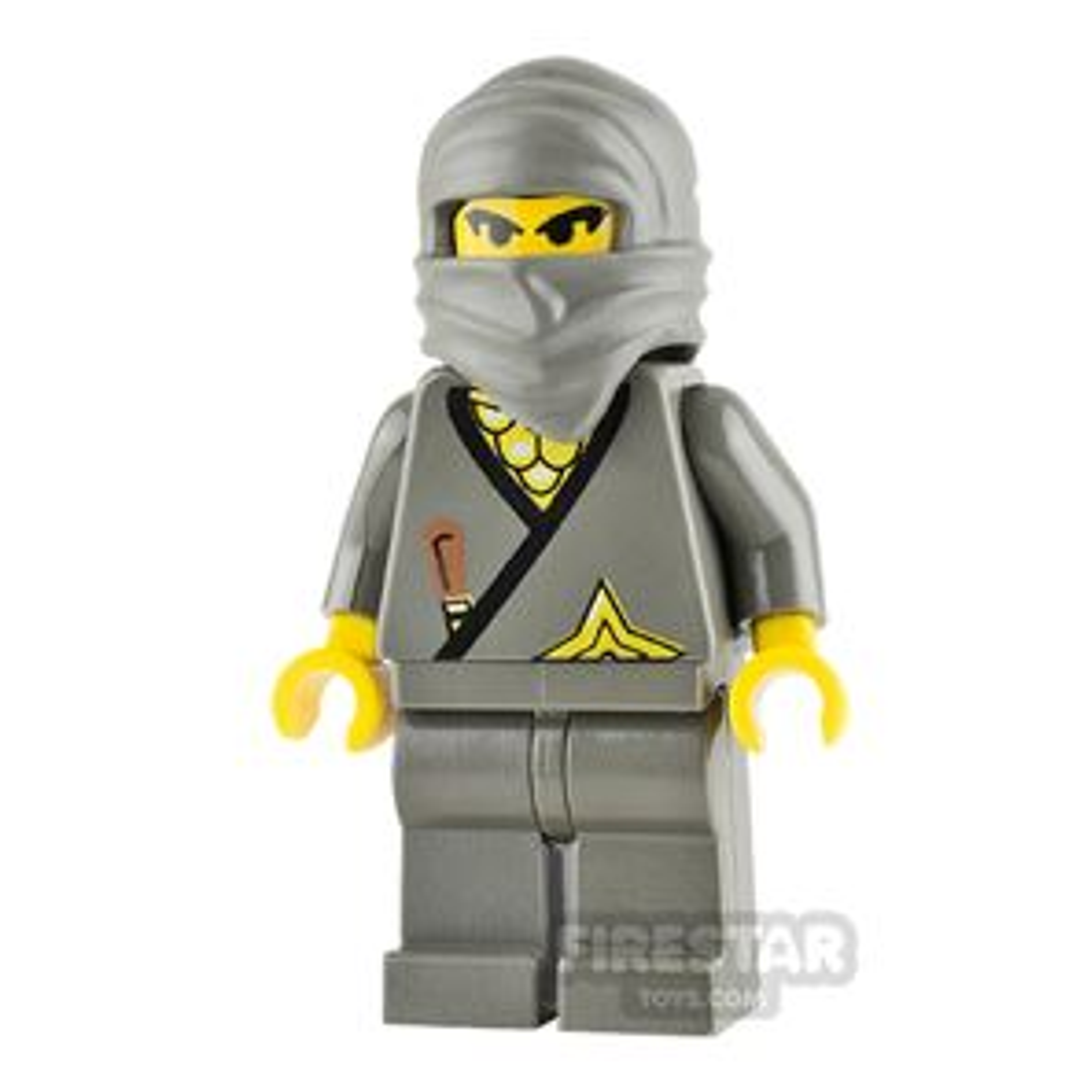 LEGO Castle Gray Ninja