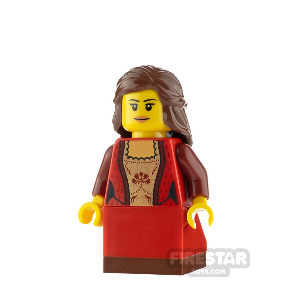 LEGO Castle Archer Girl