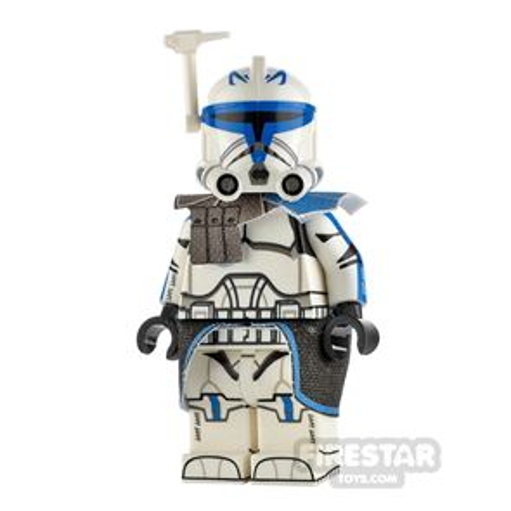 Custom Design Minifigure Realistic P2 Trooper Rex