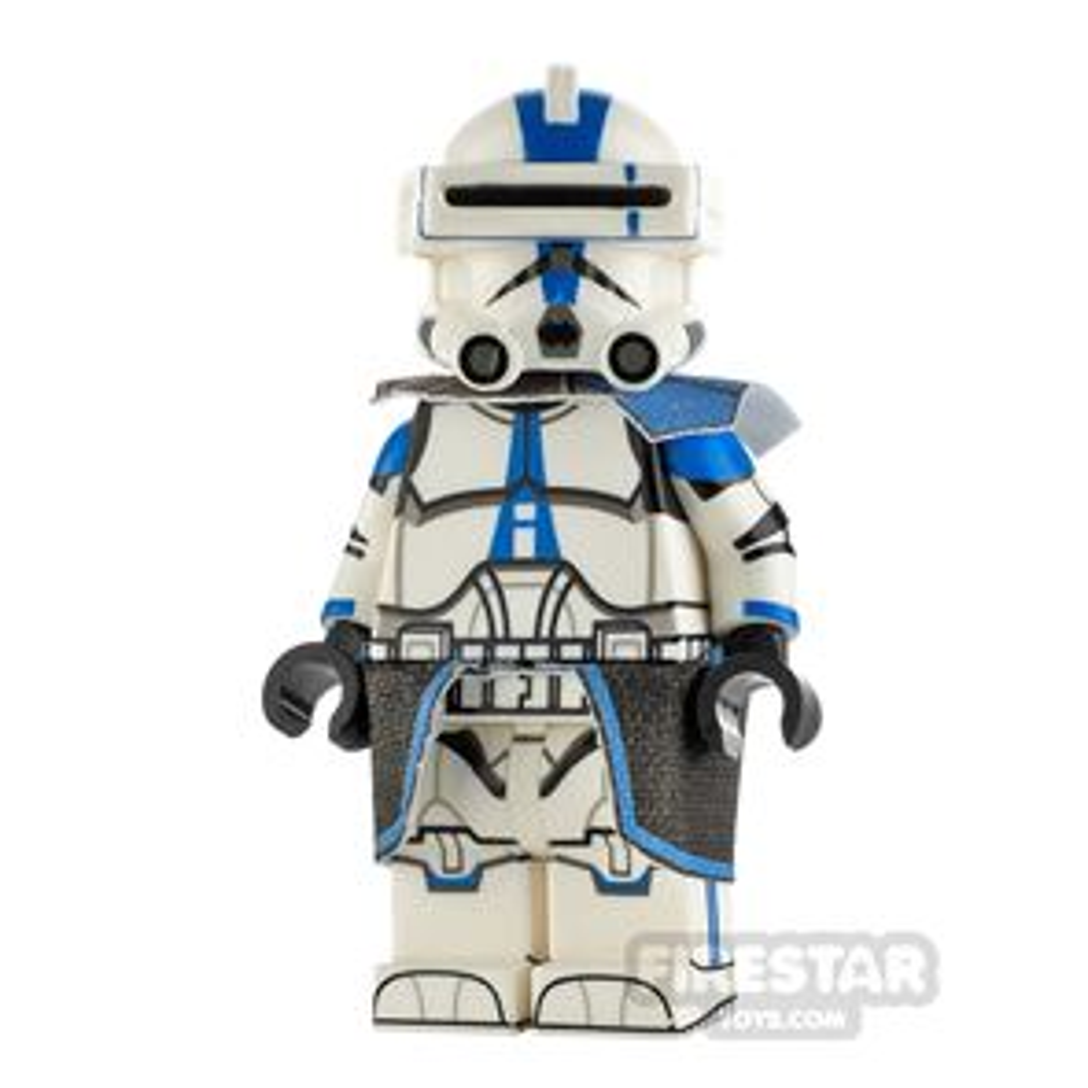 Custom Design Minifigure P2 Trooper 501st Comm