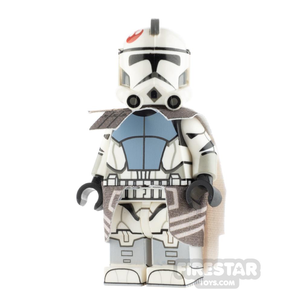 Custom Design Minifigure ARC Trooper Renegade