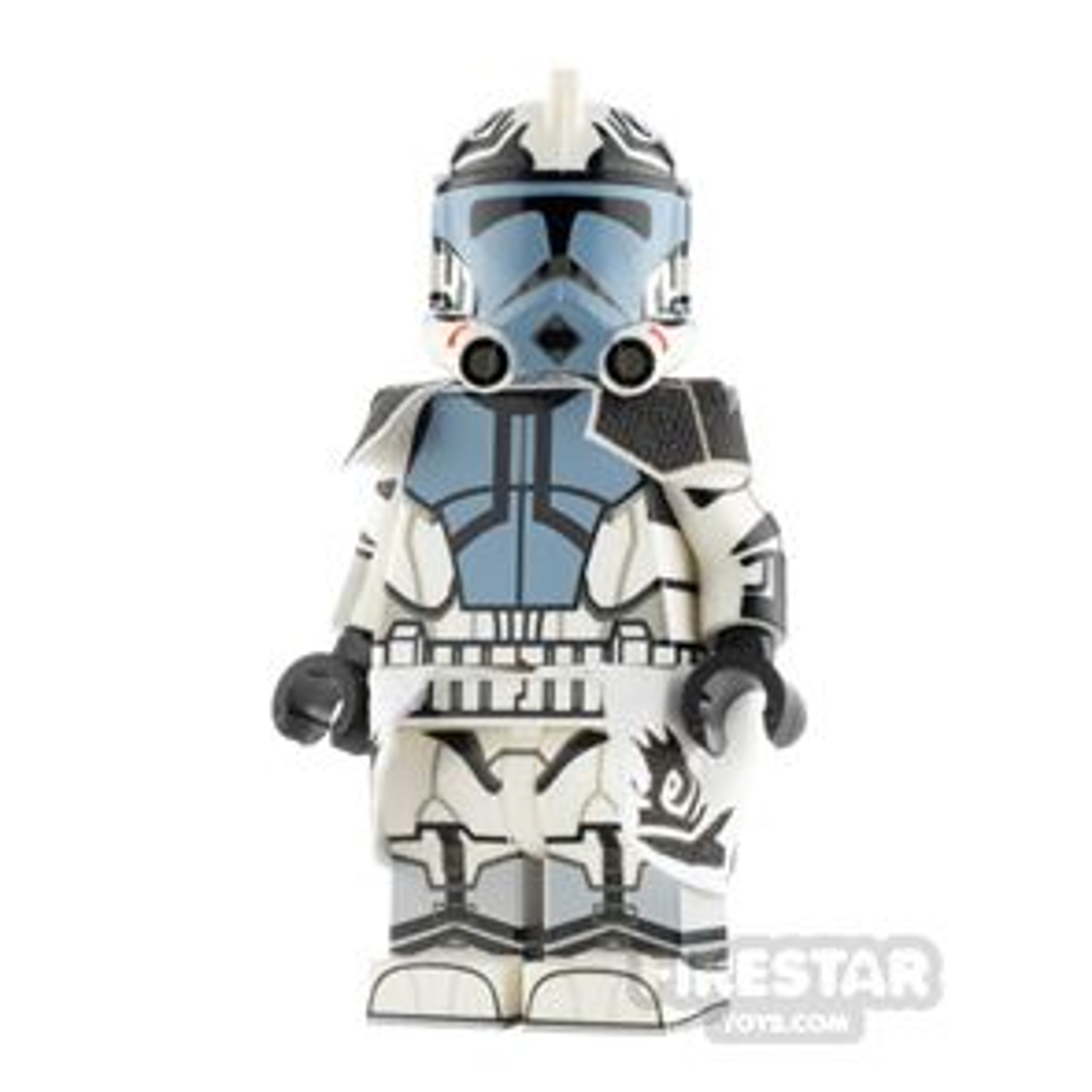 Custom Design Minifigure ARC Trooper Warthog