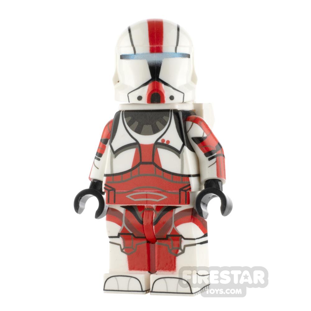 Custom Design Minifigure Commando Trooper Darman