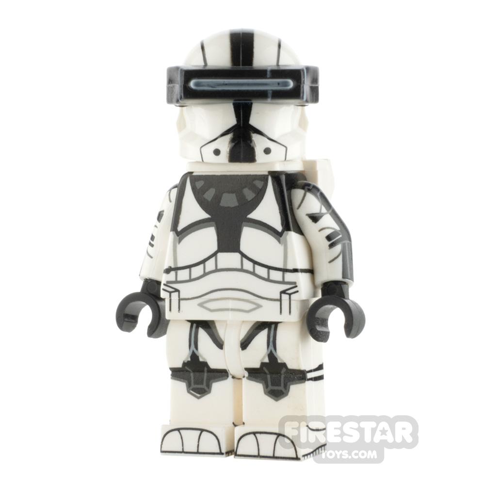 Custom Design Minifigure Commando Trooper Tyto