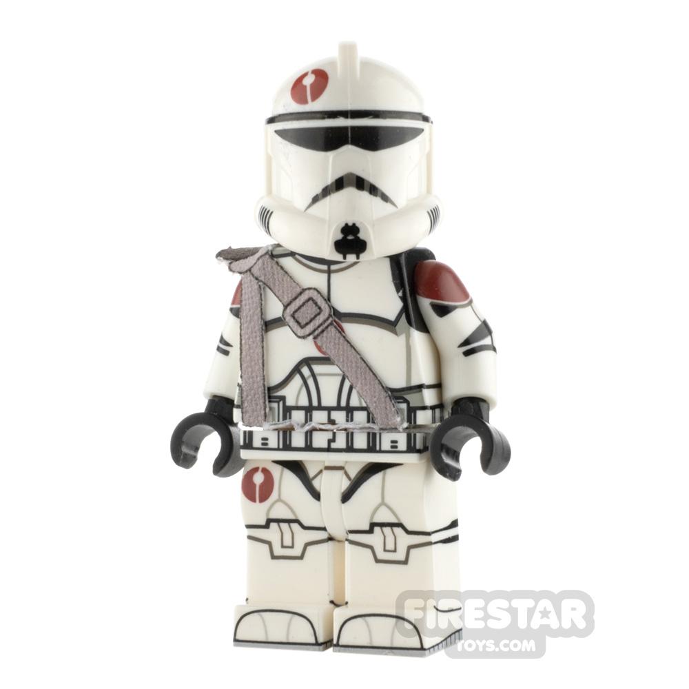 Custom Design Minifigure Recon Trooper Commander Neyo