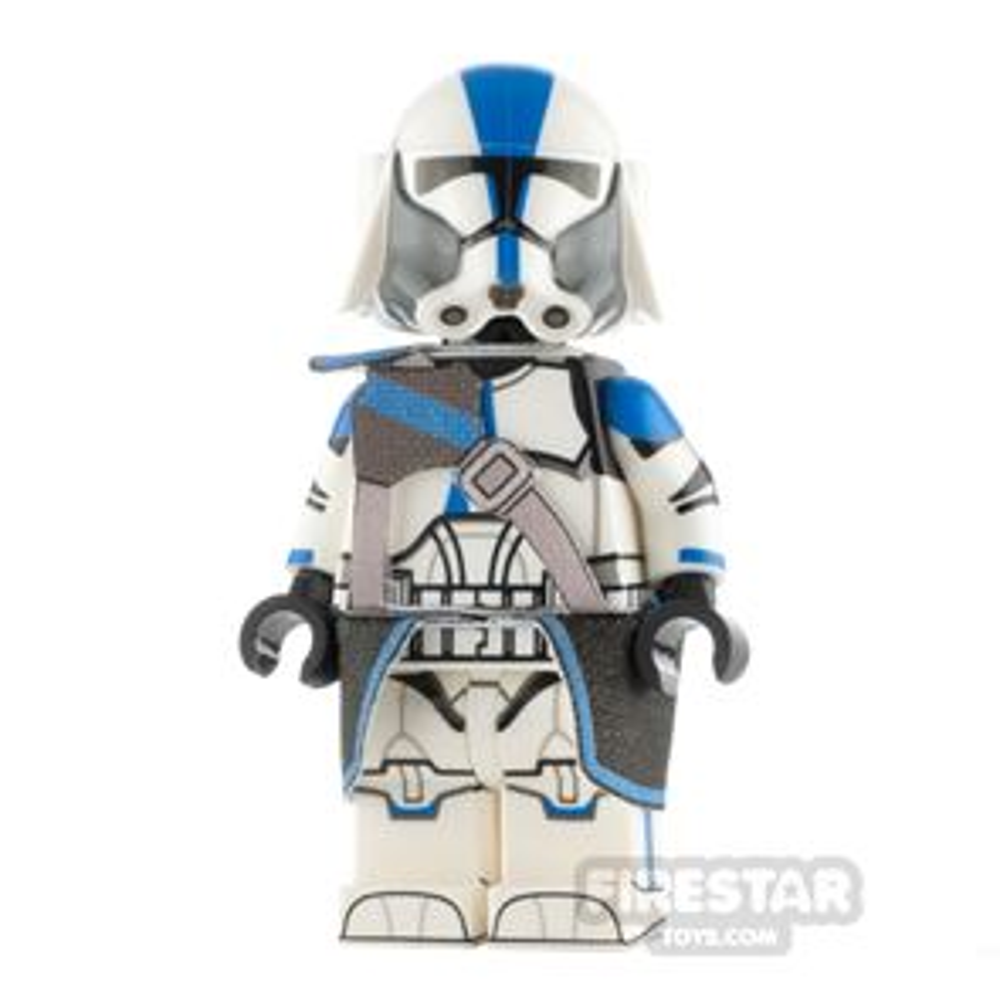 Custom Design Minifigure P1 Heavy Trooper 501st Trooper