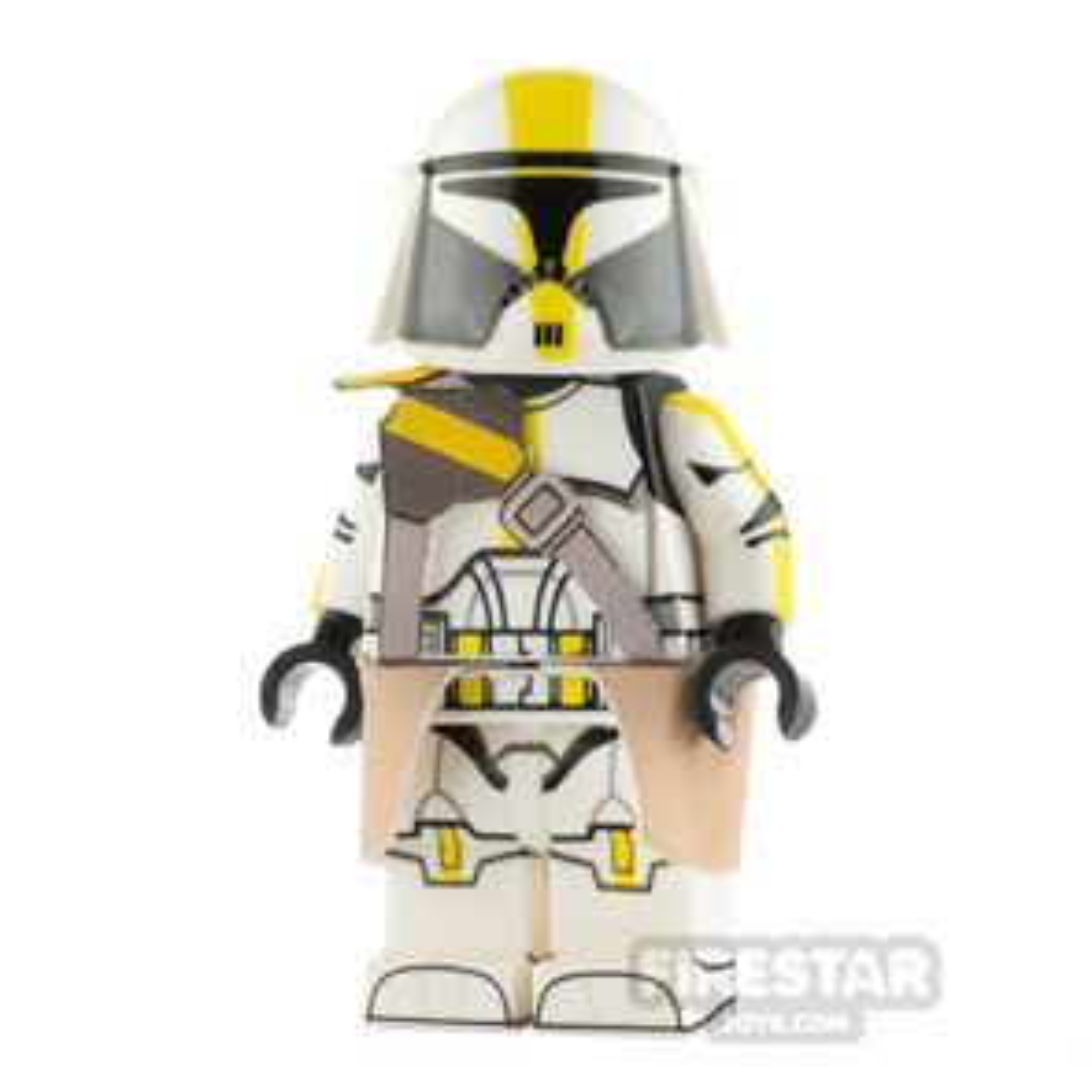 Custom Design Minifigure P1 Heavy Trooper 327th Trooper