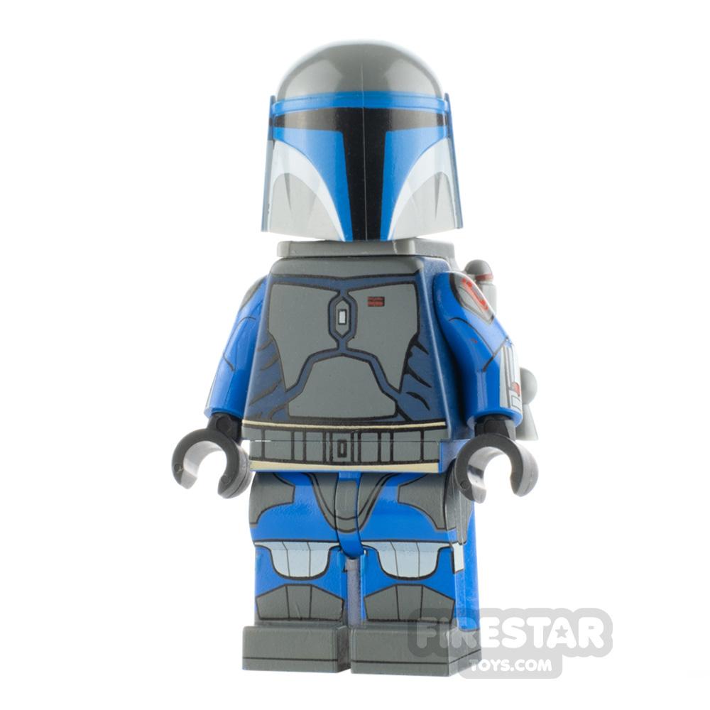 Custom Design Minifigure Mando DW Trooper