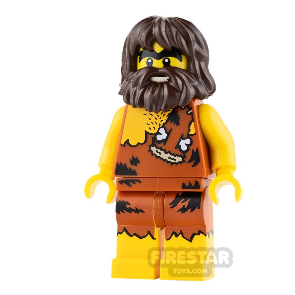 LEGO Minifigure Caveman